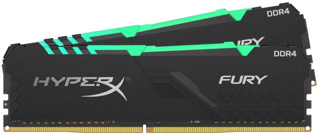 HyperX Fury 16GB 3466MHz DDR4 CL16 DIMM (Kit of 2)