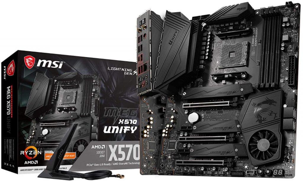 MSI Meg X570 Unify Motherboard
