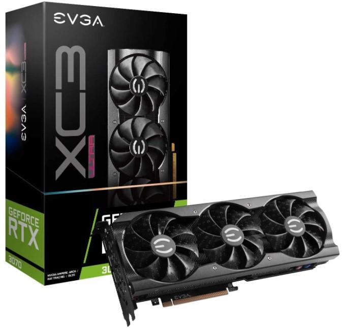 EVGA 08G-P5-3755-KR GeForce RTX 3070