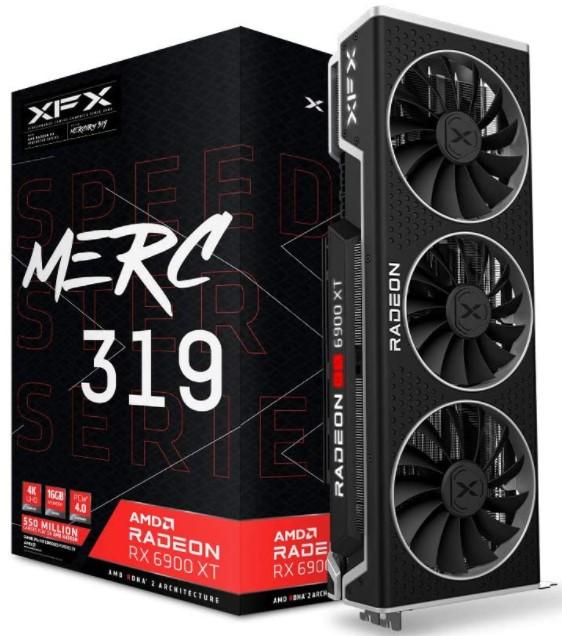 XFX Speedster MERC319 AMD Radeon RX 6900