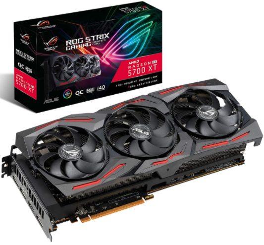 ASUS ROG Strix AMD Radeon RX 5700 XT